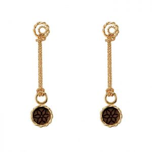 Rome Earrings Long-Mimata