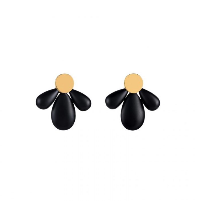 Cocar Earrings-Mimata